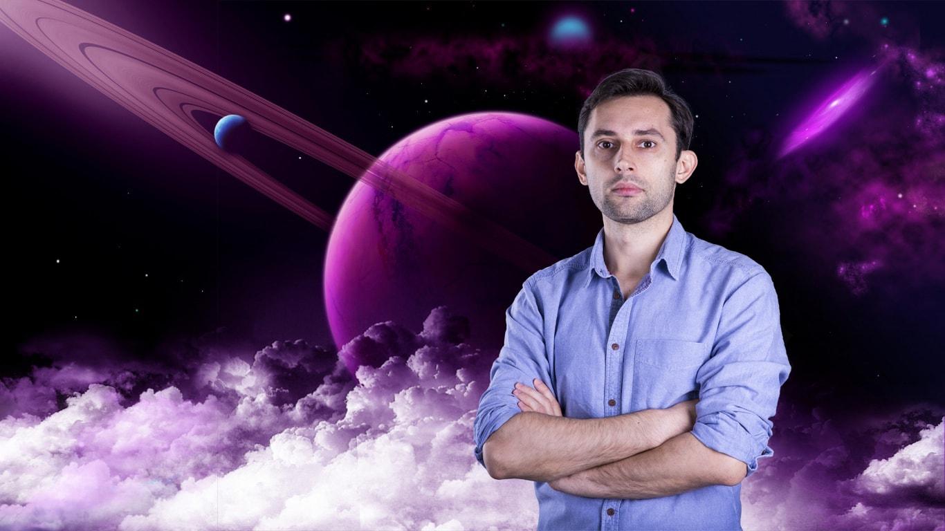 Астролог Дмитрий Харон