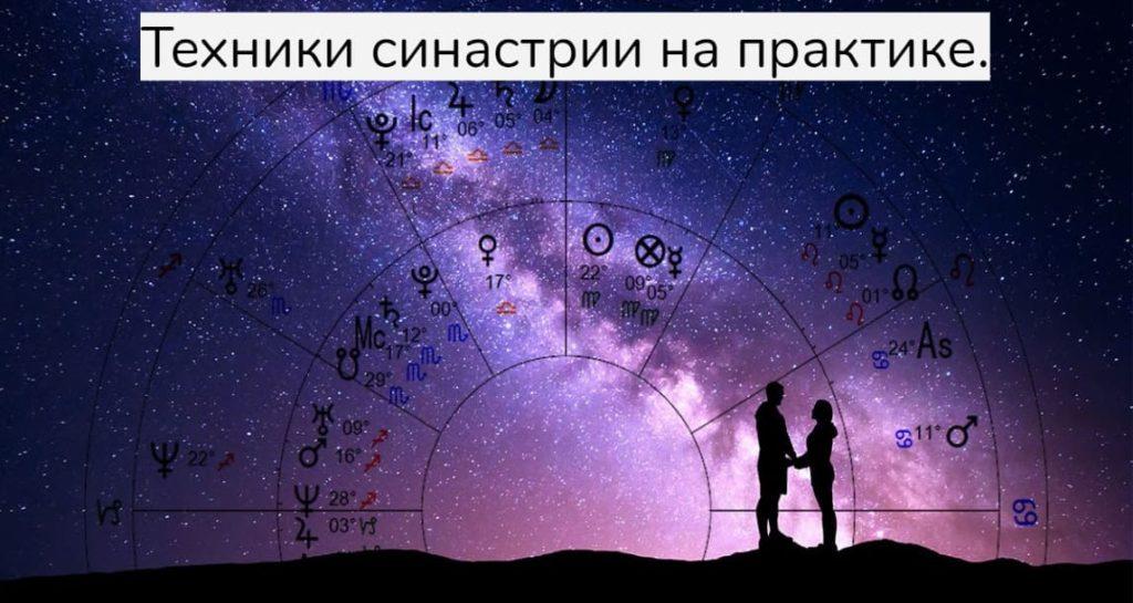 Вселенная онлайн астрологическая конференция. Краснодар. Техники синастрии на практике.
