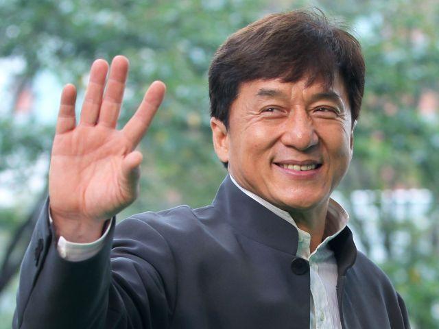 знаменитости овны мужчины Джеки Чан