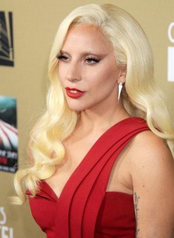знаменитости овны женщины Леди Гага