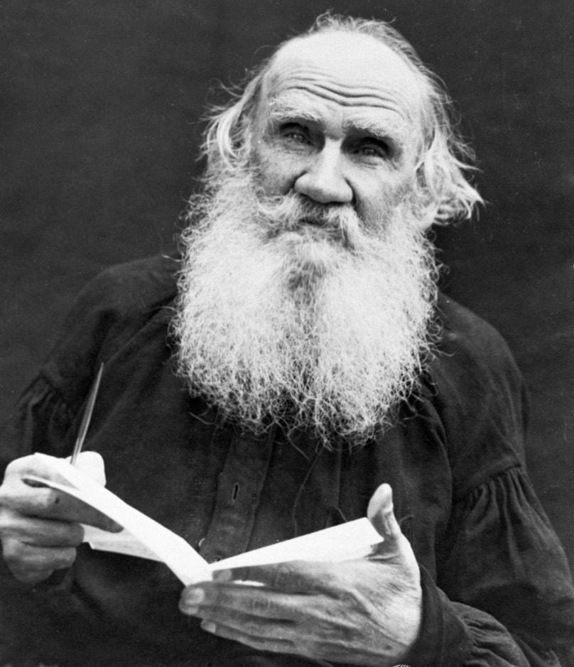 Знаменитости Девы мужчины Лев Толстой